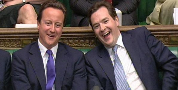 Cameron and Osborne ditch plans to publish their tax returns ahead of the general election