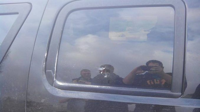 Israeli settlers attack US consulate convoy in the West Bank