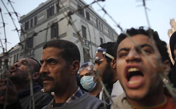 Egyptian police 'using rape as a weapon' against activists