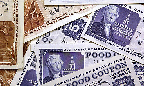 US to cut off food stamps for one million next year
