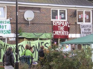 Thousands to descend on London mayor's office, demand decent housing