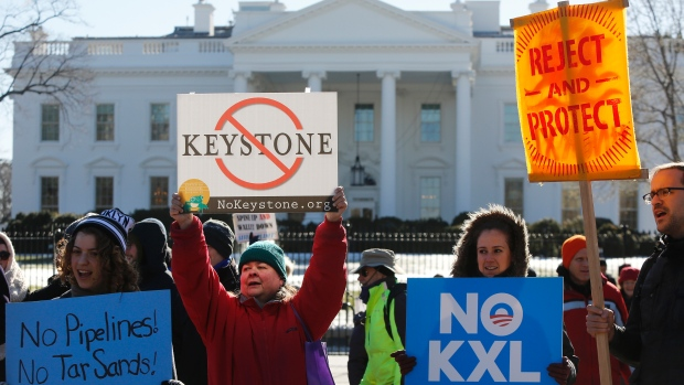 Senate approves Keystone XL pipeline, faces Obama veto