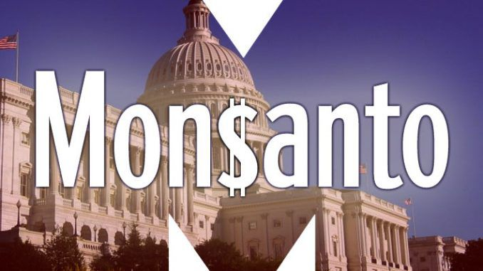 The Government Is In Bed With Monsanto (Video)