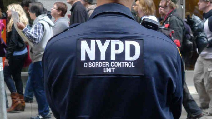 The NYPD is Essentially Refusing to do Its Job and Yet New York Hasn't Collapsed into Chaos