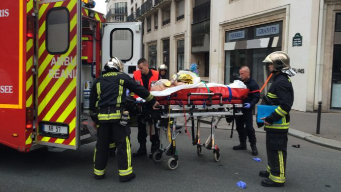 Fatal shooting at Charlie Hebdo HQ in Paris