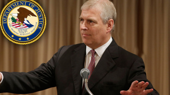 New Claims Prince Andrew Asked U.S. Prosecutors To Go Easy On Epstein Over Human Trafficking Claims