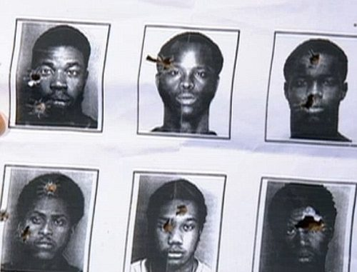 Miami cops caught using photos of black teens for shooting practice
