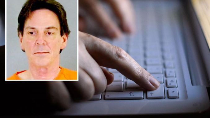 "Former Head of Cyber Security Gets 25 Yrs for Planning to ""Violently Rape and Murder Children"""