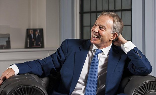 Tony Blair to be challenged by UK parliament to reveal his income