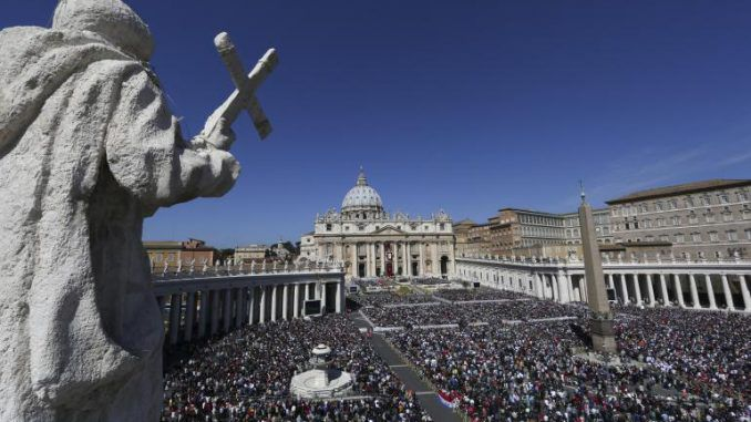 Child pornography uncovered in Vatican last year