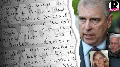 'Sex slave diary' published containing alleged intimate details about Prince Andrew