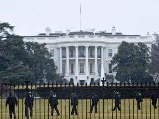 'Small drone' found on White House grounds
