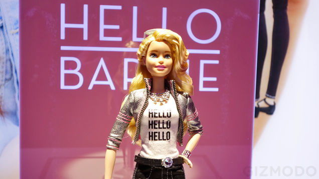 Big Brother Style Barbie Doll