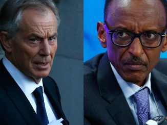 Blair's links to Rwandan President Kagame must remain secret