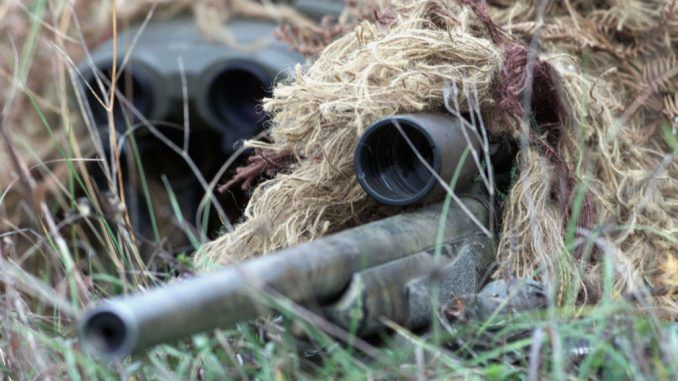 British army snipers fear militant attacks as MoD blows their cover