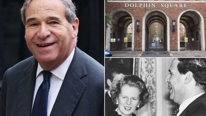 Leon Brittan buried in unmarked grave