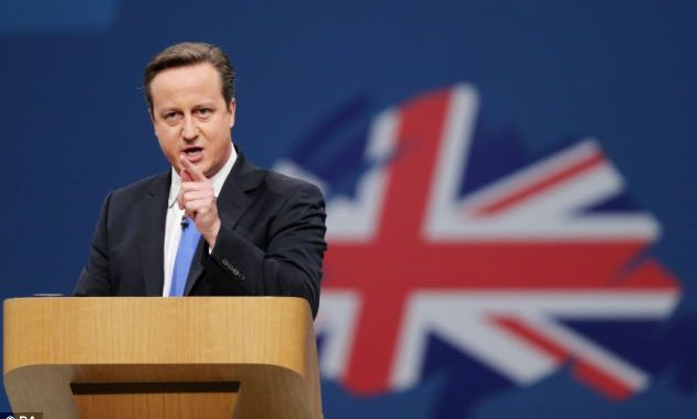 Cameron Wants Unemployed Youth To Work For £1.91 An Hour