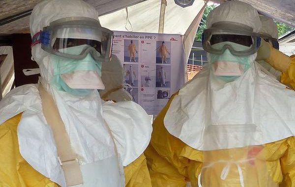 MoD Report - UK military experts warn of 'weaponized Ebola'