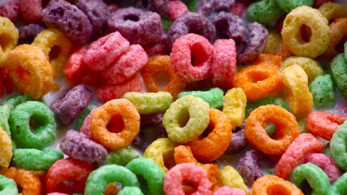 Kellogg's Froot Loops: Fortified With GMO's and Monsanto Weedkiller!