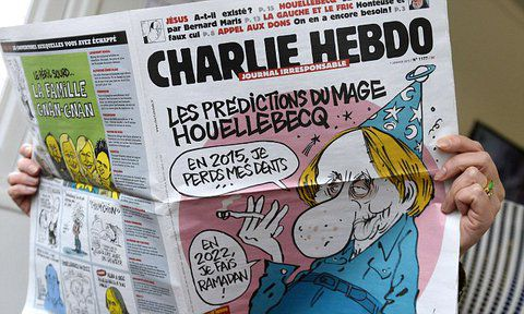 Two more police forces demand names of people who bought Charlie Hebdo