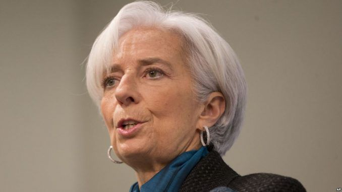 Christine Lagarde -Ukraine to get $40 billion, including $17.5 billion from IMF