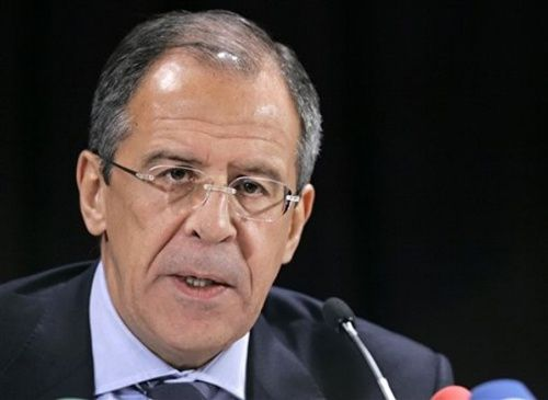 Russia's Foreign Minister Condemns Mass Media 'Brainwashing'