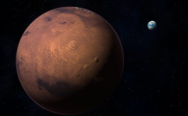 Mars One Prject