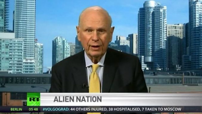 """""""Aliens Visiting Earth for Thousands of Years""""- Former Defense Minister (Video)"""