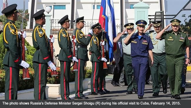 Russia Ready To Boost Military Ties With Latin America