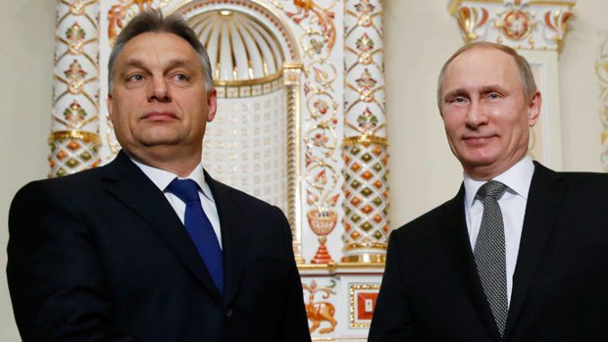 Will Putin's visit to Hungary give Russia a way into Europe?