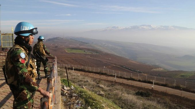 UN Chief Suggests Israel Deliberately Targeted South Lebanon Peacekeepers