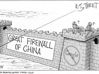 Firewall of China gets even tougher