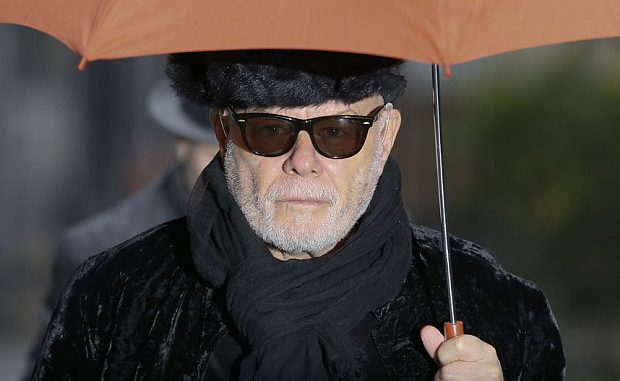 Gary Glitter convicted of child sexual abuse