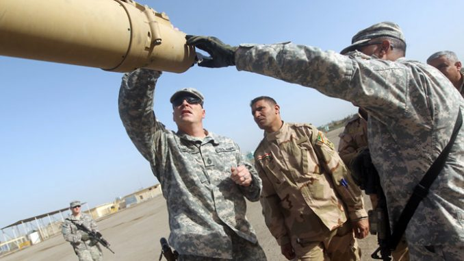 US 'eyeing new air base' in Iraq amid talk of major offensive on ISIS