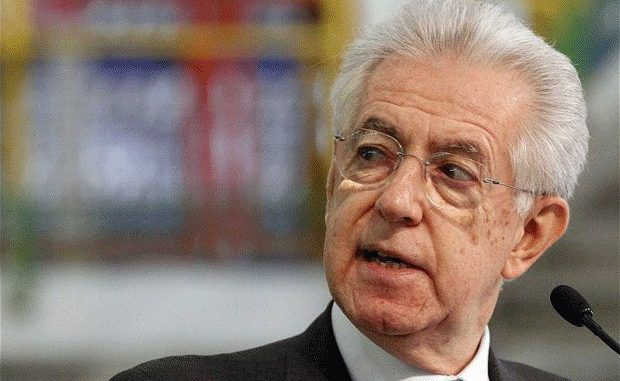 Europe can't appear to be 'tool of US interests' says Ex-Italian PM Monti