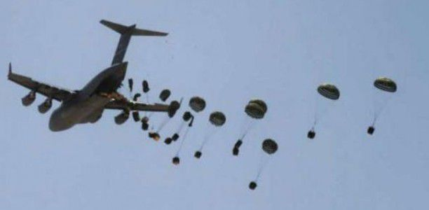 Iraqi Army Downs Two UK Planes Carrying Weapons for ISIS