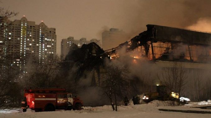 Millions of unique texts feared lost in Moscow library fire