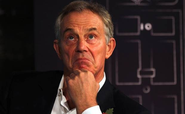 Tony Blair To Advise Serbia 16 Years After Leading NATO Bombing of Belgrade