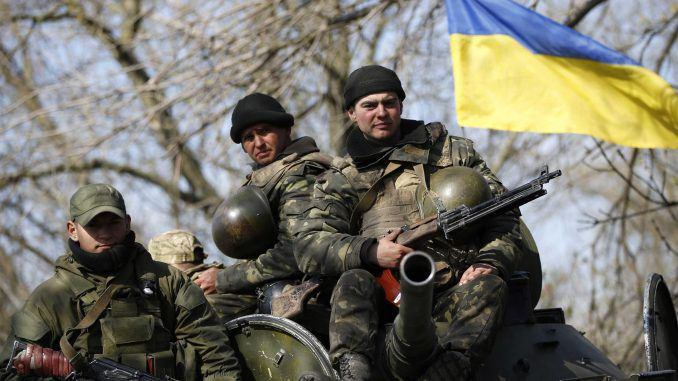 Ukraine passes law allowing army deserters to be shot