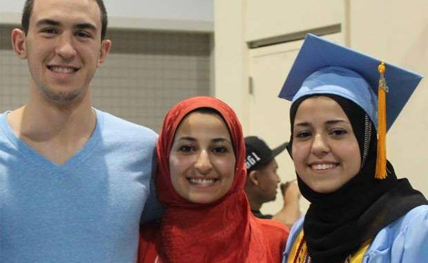 Three young Muslims gunned down in North Carolina