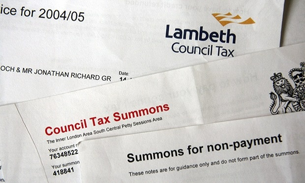 Local Councils Attacked For Aggressive Debt Collection