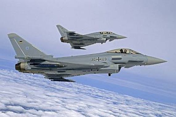 German Eurofighters