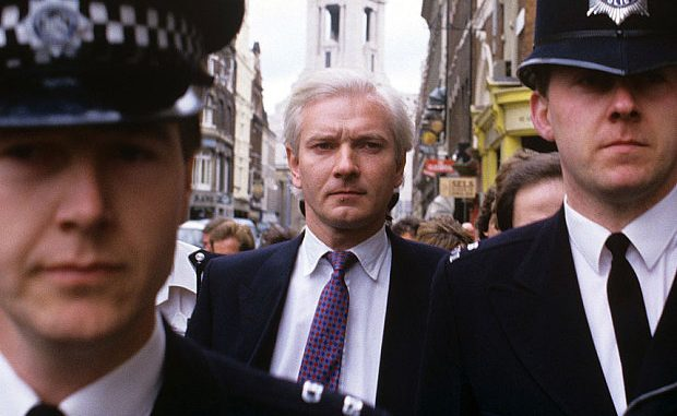 Harvey Proctor's home searched in child sex abuse investigation