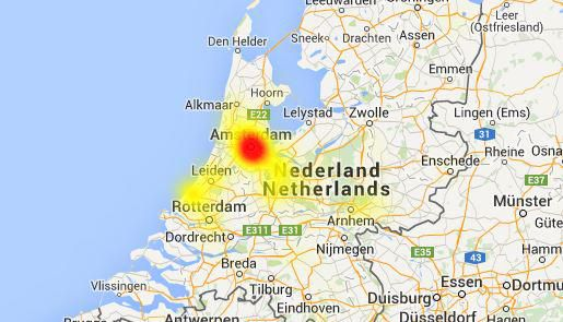 Major Power Outage Across Northern Holland Causes Disruption
