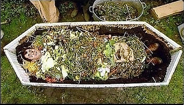 Human Corpses To Be Used As Compost In Seattle Project