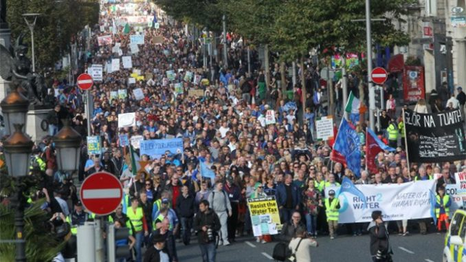 Austerity Ireland: Thousands to protest national broadcaster's 'biased reporting'