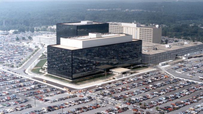 Shots Fired And Vehicle Rams The Gate At NSA Headquarters