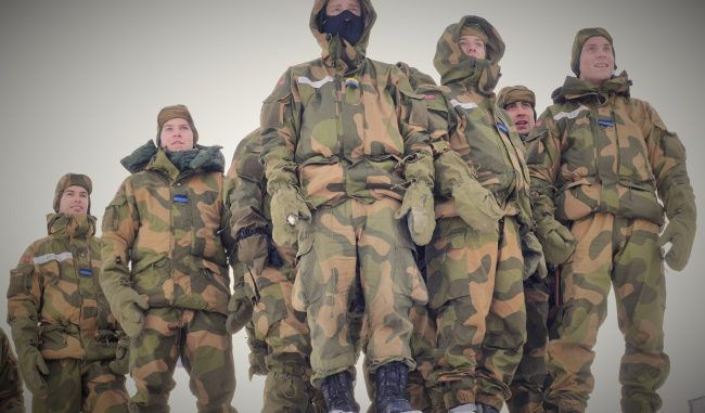 Norway Launches Largest Military Drill Since Cold War