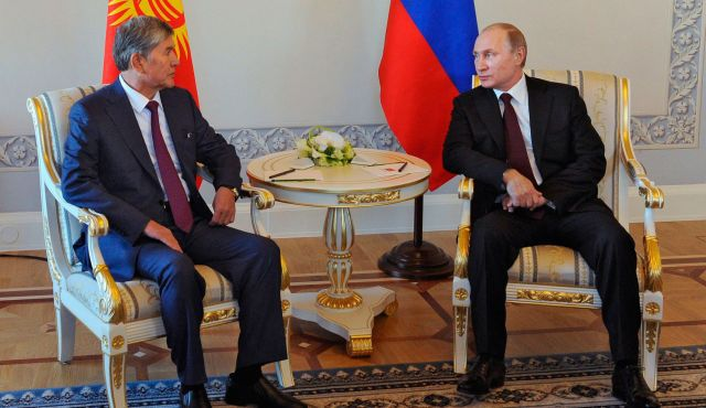 Putin Appears In Public, Dismisses Rumours Over Absence