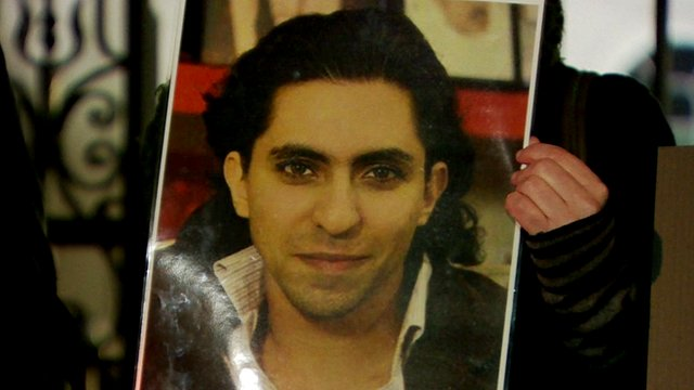 Saudi Blogger Sentenced To 1,000 Lashes May Now Face Death Penalty